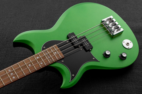 Reverend Guitars Unveils Lefty Mike Watt Signature Bass