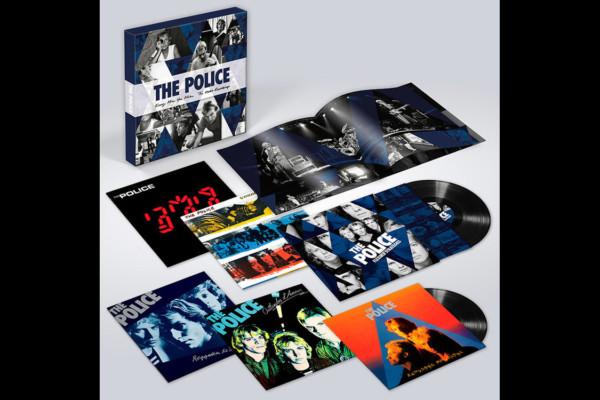 The Police Announce Massive Box Set