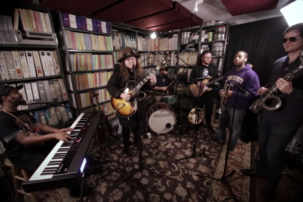 The Marcus King Band: Homesick