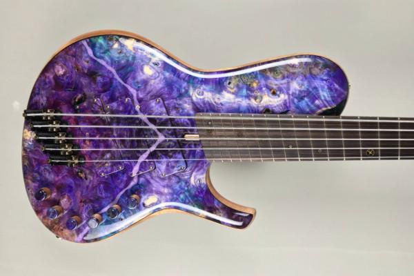 Bass of the Week: DTC Bass Guitars 5-String Multiscale Singlecut