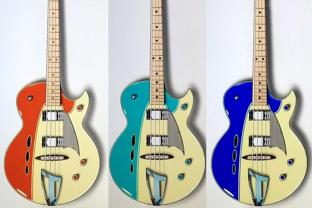 Eastwood Custom Shop Unveils the Backlund Rockerbox Bass