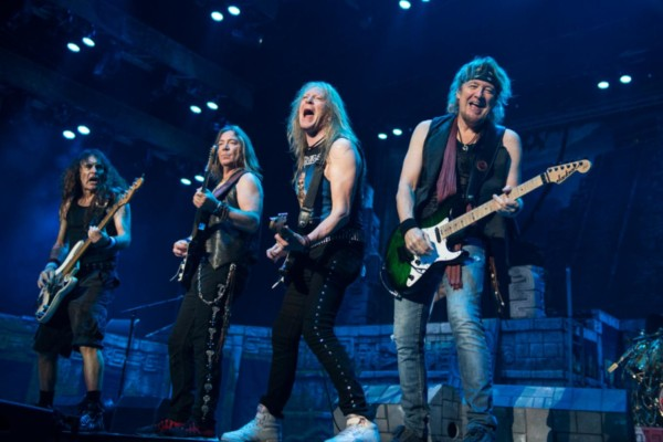 """Iron Maiden Announces """"Legacy of the Beast"""" North American Tour Dates"""