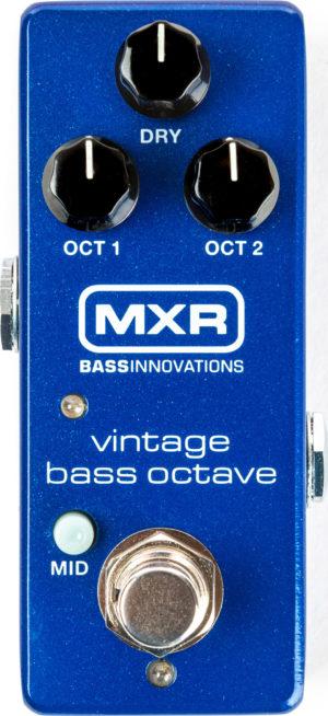 MXR Vintage Bass Octave Pedal