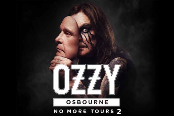 "Ozzy Osbourne Announces New ""No More Tours 2"" Dates"