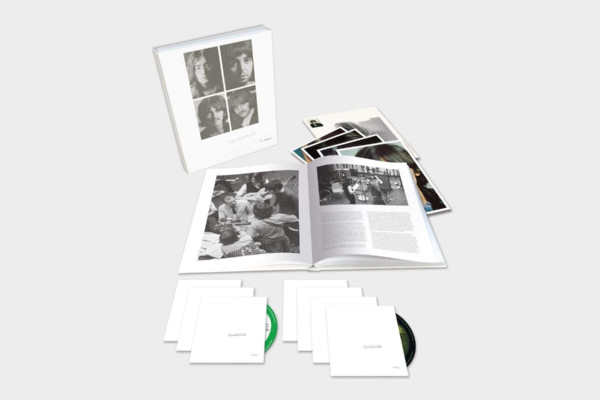 """The Beatles Celebrate """"The White Album"""" with Deluxe Packages"""