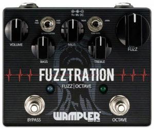 Wampler Pedals Fuzztration Pedal