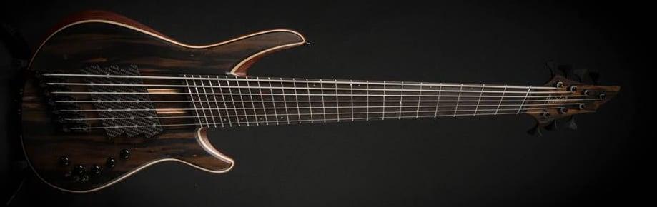 Aviator Guitars Bomber 7 Bass