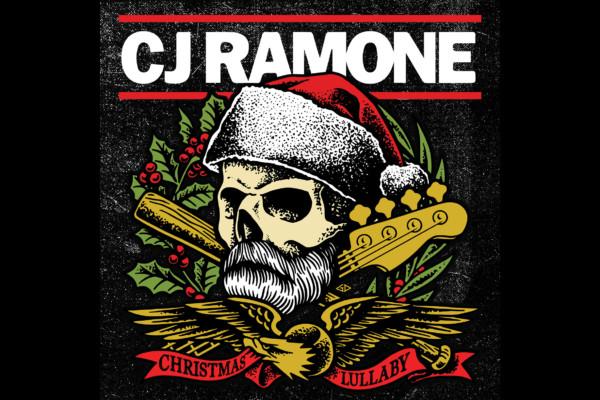 "CJ Ramone Releases ""Christmas Lullaby"""