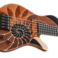 Fodera Announces the Masterbuilt Nautilus Bass