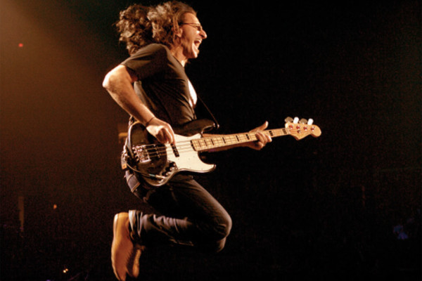 Geddy Lee Lists His 10 Most Influential Bassists