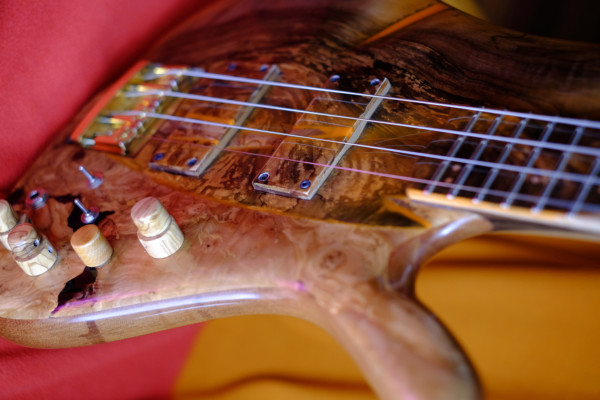 "Bass of the Week: JanAid Guitars ""The Evergreen"""