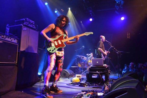 Adrian Belew Announces Quartet Tour with Julie Slick