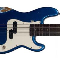 La Bella Introduces Olinto 5-String Bass