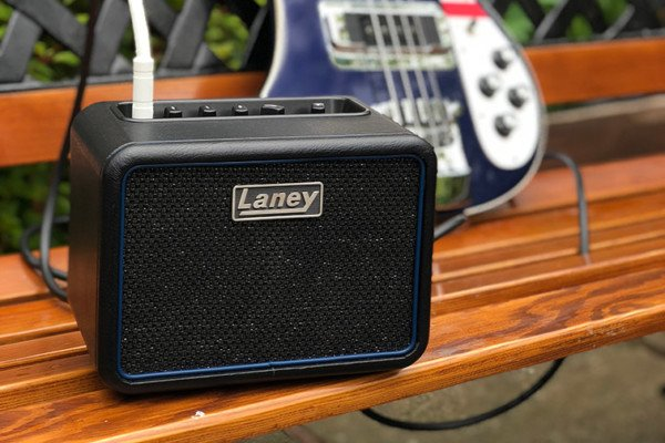 Laney Amplification Announces the Mini-Bass-NX Battery-Powered Bass Amp