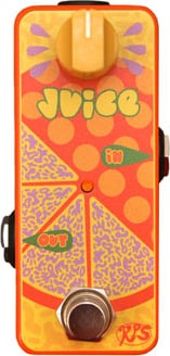 RPS Effects Vitamin C Boost Pedal