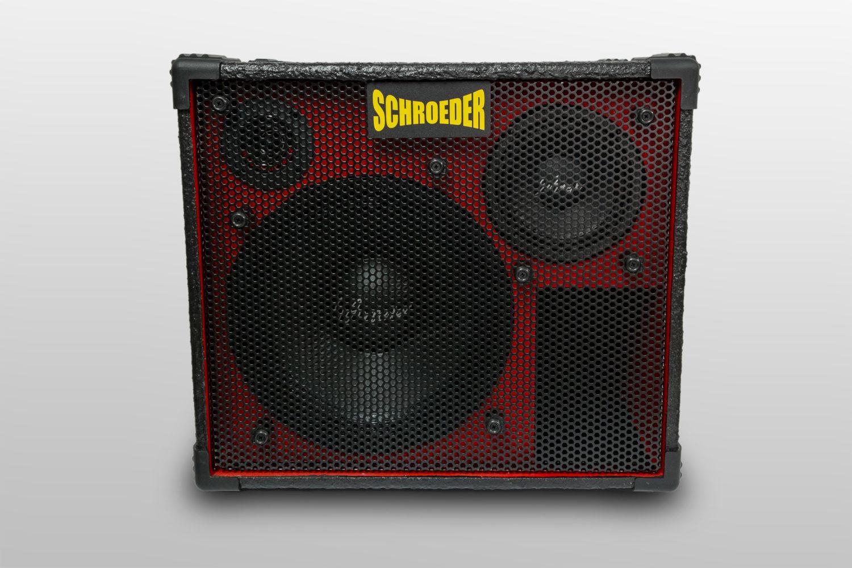 Schroeder Cabinets 12.6PL Bass Cabinet