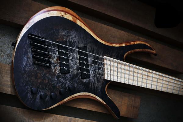 Bass of the Week: Skervesen Guitars Bronto 37-5