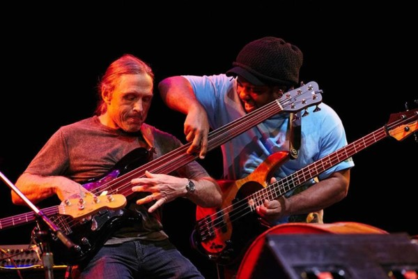 """Victor Wooten and Steve Bailey Working On New """"Bass Extremes"""" Album"""