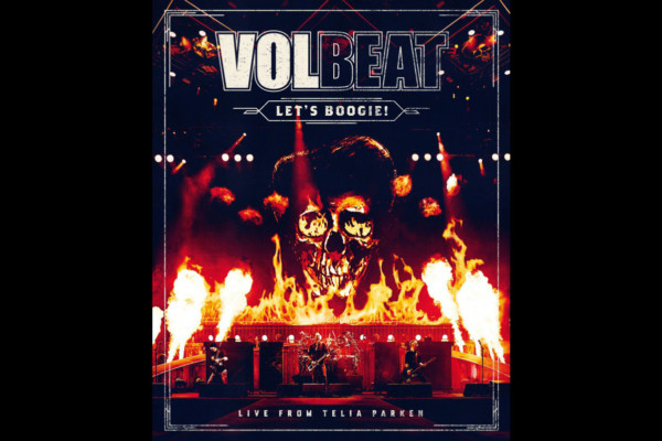 """Volbeat Releases """"Let's Boogie! Live from Telia Parken"""""""