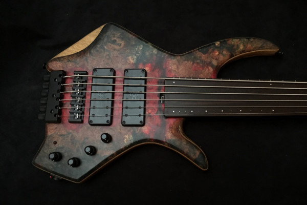 AC Guitars Introduces the Krell Kompakt Bass