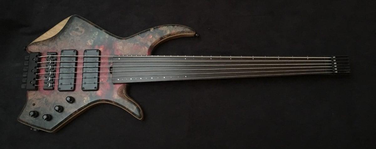 AC Guitars Krell Kompakt Bass