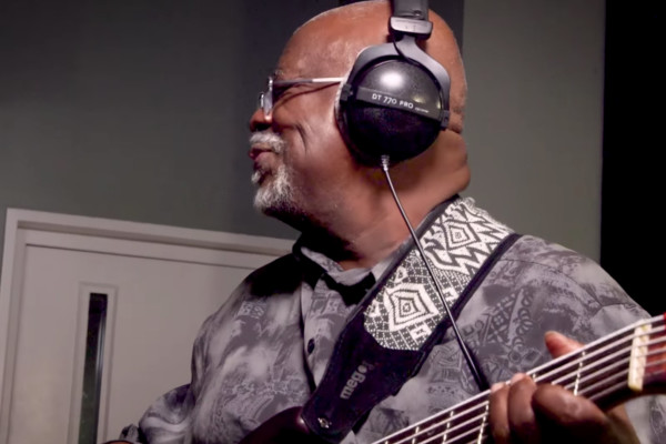 Bill Cantos: Drown in My Own Tears (with Abraham Laboriel and Pee Wee Hill)