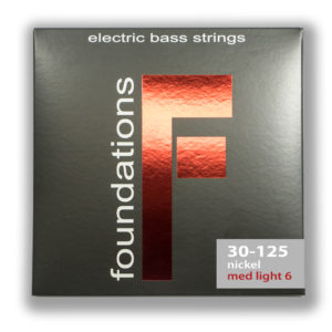 S.I.T. Strings 6-String Foundations Bass Set