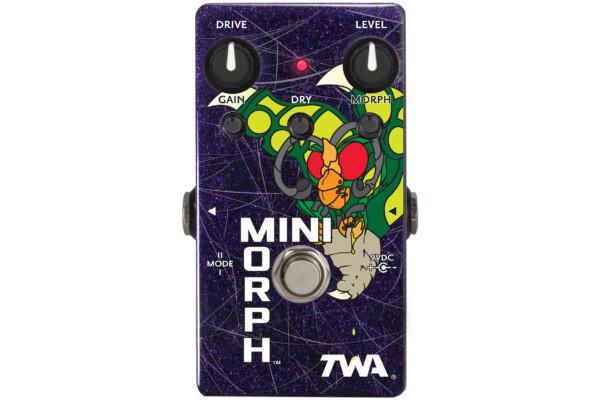 Godlyke Introduces the TWA MiniMorph Dynamic Waveshaper Pedal