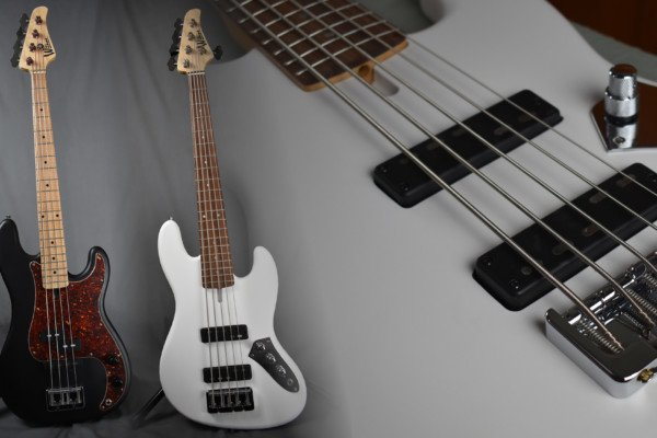 Wilkins Guitars Introduces 32-inch Scale Marlin Bass