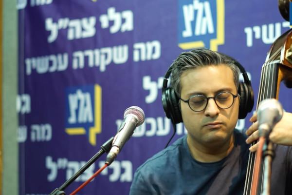 Adam Ben Ezra: The Busker (Live)