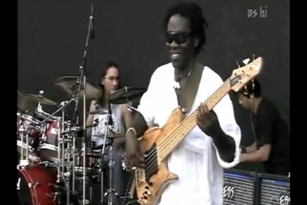 Kazumi Watanabe Trio, with Richard Bona: Havana