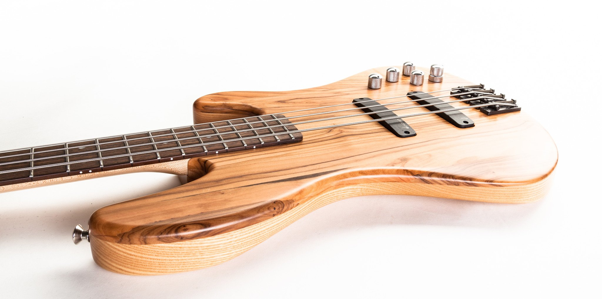 "Bass of the Week: Duvoisin Fat Standard Bass ""Satin Prince of Olivewood"""