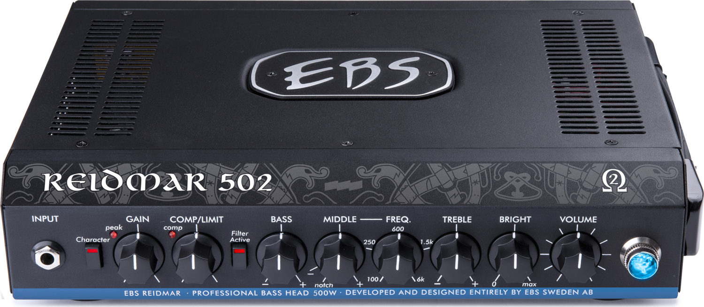 EBS Reidmar 502 Bass Amplifier