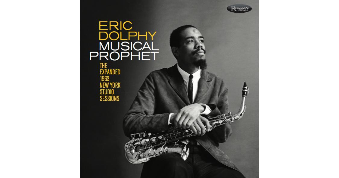 New Eric Dolphy Album Features Richard Davis, Eddie Kahn
