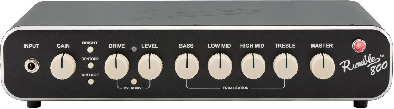 Fender Rumble 800 Head Bass Amp