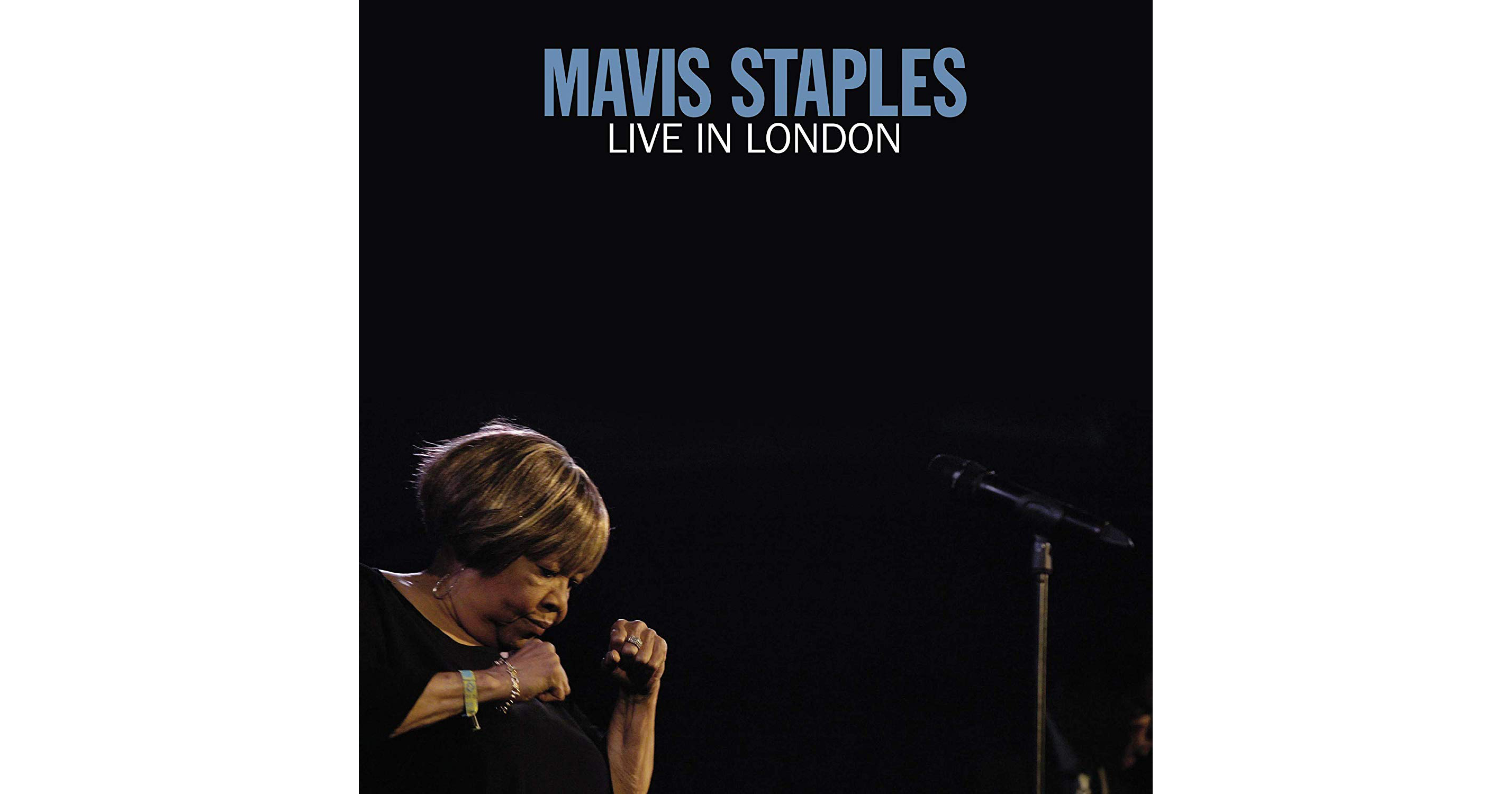 "Mavis Staples Releases ""Live in London"""