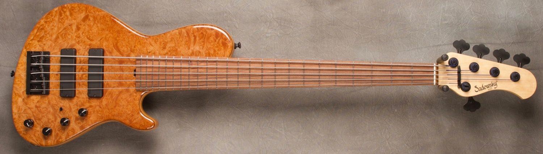 Sadowsky Spruce Core Single Cut Bass