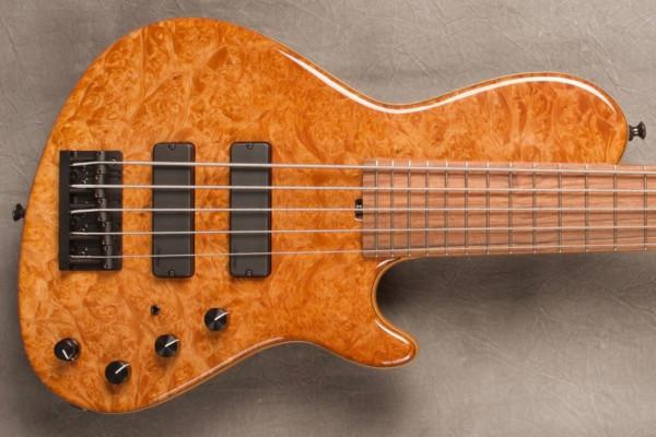 Sadowsky Introduces Spruce Core Single Cut Bass