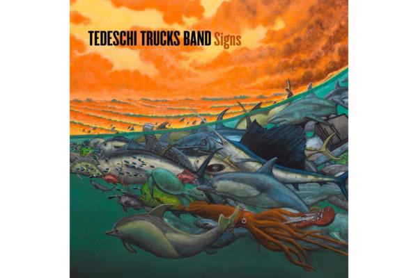 "Tedeschi Trucks Band Releases ""Signs"""