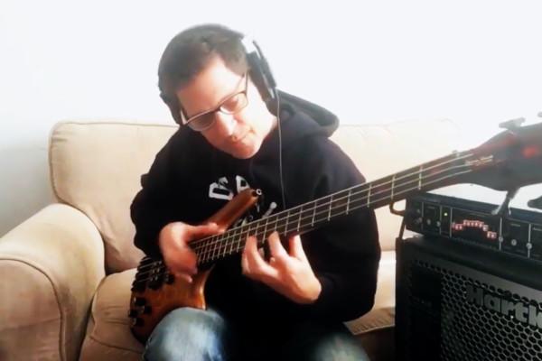 Brad Russell: Got A Match (Chick Corea Meets Van Halen on Bass)