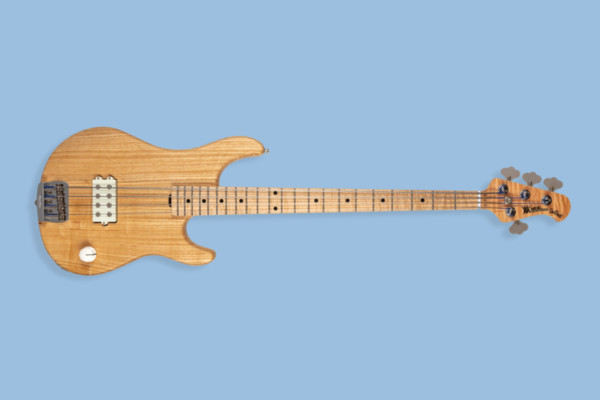 Ernie Ball Music Man and Vulfpeck Announce Joe Dart Signature Bass