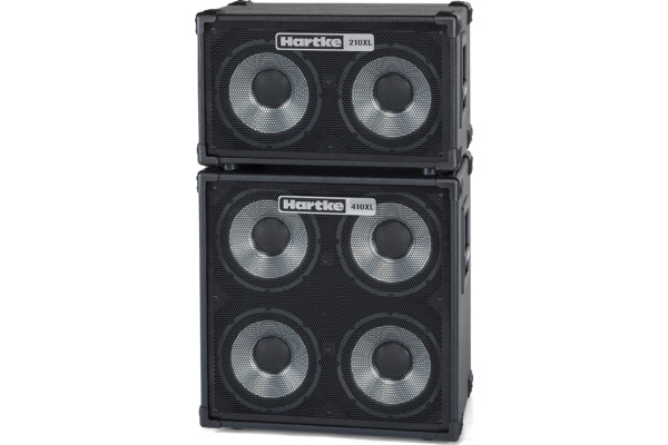 Hartke Unveils XL Series V2 Bass Cabinets