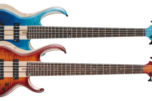Ibanez Celebrates the BTB Bass with 20th Anniversary Models