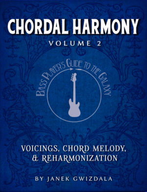 Janek Gwizdala: Chordal Harmony 2