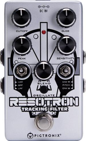 Pigtronix Resotron Analog Filter Pedal