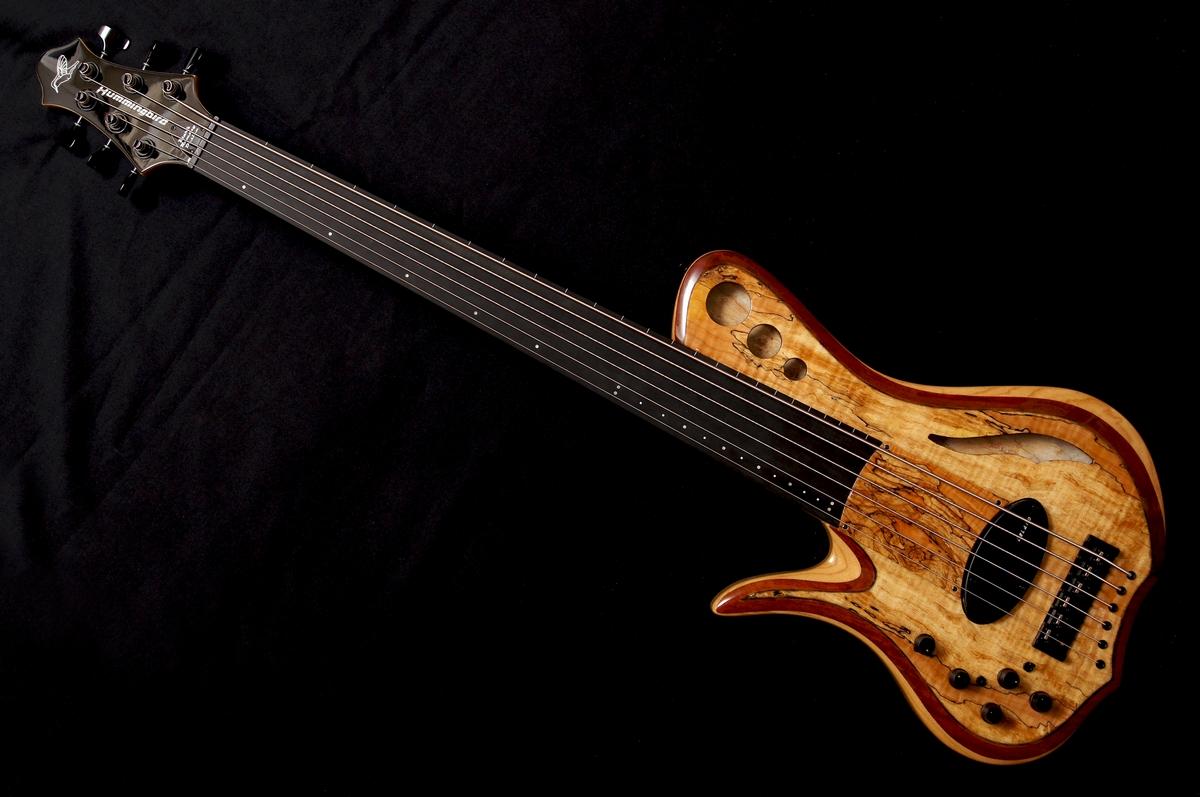 Ramsay Musical Instruments Hummingbird-RF6PZ-FL Bass