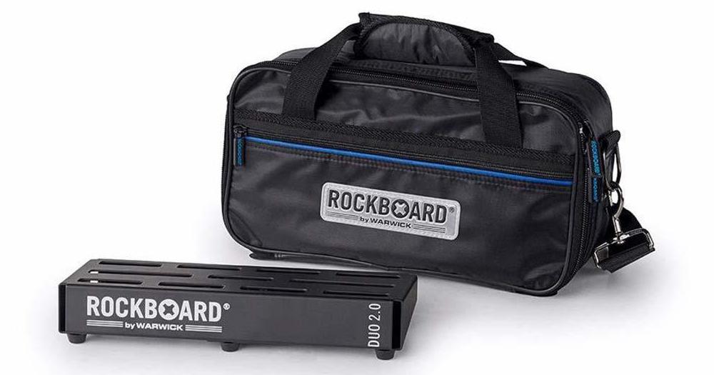 Rockboard DUO 2.0 Pedalboard