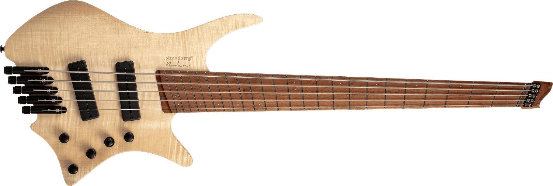 Strandberg Guitars Boden Bass Natural 5