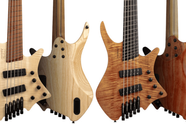 Strandberg Guitars Announces the Boden Bass