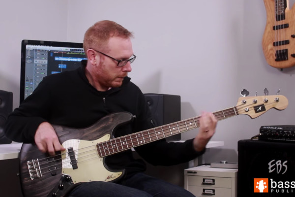 Stuart Clayton: Giants of Bass – Jaco Pastorius